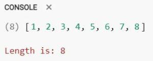 javascript push array