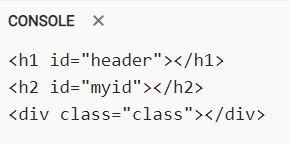 queryselector javascript