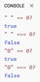 strong equality javascript